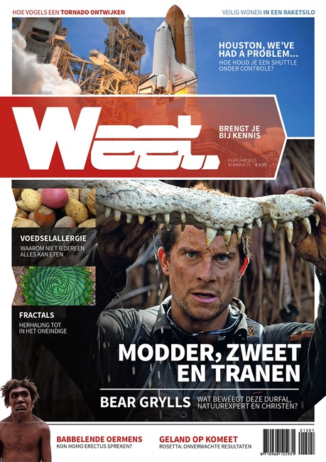 Cover Weet 31