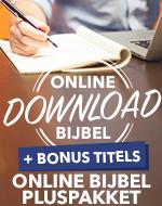 Online Bijbel Plus Pakket